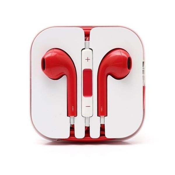 place du bonheur autres kit main libre rouge iphone 5. Black Bedroom Furniture Sets. Home Design Ideas