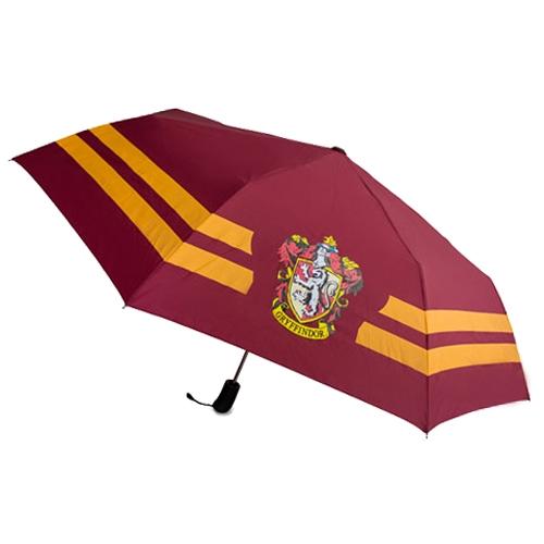 Parapluie Licence Harry Potter couleur Gryffondor pourpre