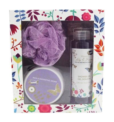 boite cadeau theme pour le bain petit budget senteur Provence