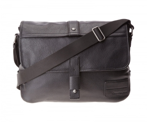 sac bandoulière messenger hard and heavy Calvin Klein en cuir