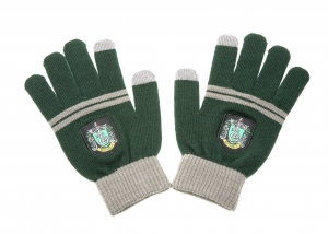 Gants Happy Potter pour ecrans tactiles magic touch Maison Serpentard