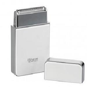 Rasoir electrique pour homme Look iPhone 4S White PRITECH