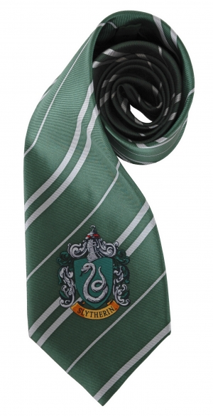 Cravate Maison Serpentard