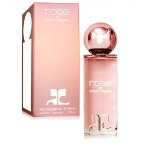 Lot de 2 parfums Courrèges 90ML Blanc de Courrèges et Rose de Courrèges