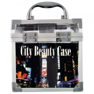 Coffret valisette de maquillage multi usages Gloss City beauty case Gloss M226