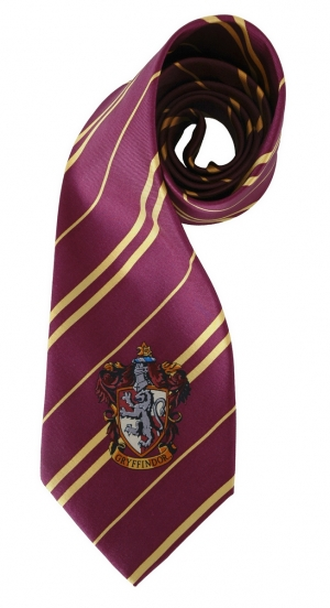 Cravate Maison Gryffindor