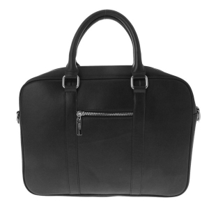 Sac porte-documents Marque Gentleman Farmer Worker01 Noir
