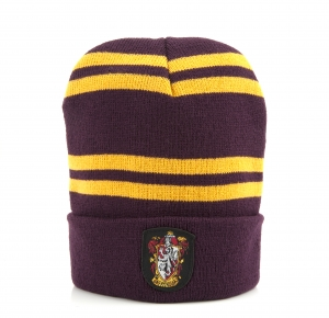 Replique officielle Bonnet Harry Potter Maison Gryffindor