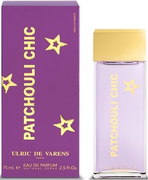 Eau de parfum PATCHOULI CHIC 75ml Ulric de Varens
