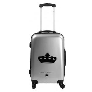 Set bagages offre spéciale valise trolley et vanity Nathalia Silver Rue Princesse