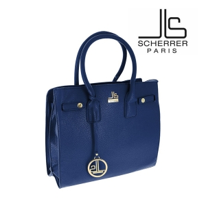 sac a main jean louis scherrer modele lady couleur navy