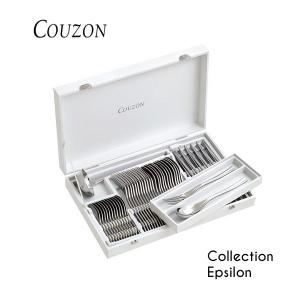 Ménagère luxe EPSILON de 50 couverts de la marque COUZON