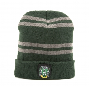 Bonnet officiel licence Harry Potter Maison Serpentard pas cher