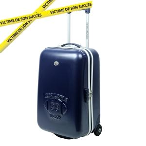 Valise rigide 2 roulettes American Tourister Fireball Bleu