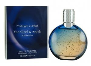 Eau de toilette pour homme Midnight in Paris 75ml Van Cleef and Arpels