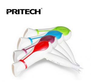 Seche cheveux Professionnel PRITECH 2000 watts blanc et rouge TC1730-red