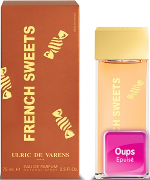 Eau de parfum FRENCH SWEETS 75ml