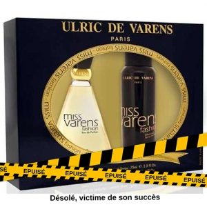 Coffret Ulric de Varens Miss Varens Fashion