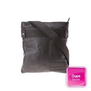 Pochette Sacoche avec bandouliere pour homme Calvin Klein CFW015PES00 Noir