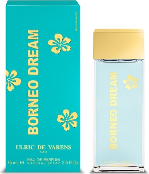 Eau de parfum Ulric de Varens BORNEO DREAM 75ml