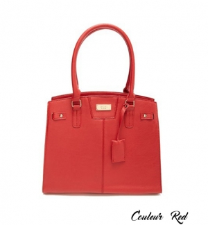Sac port� main Marque BCBG Collection Chic story Rouge