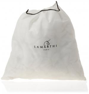 Sac à main pour femme Seau Cabas LAMARTHE Portofino Nero en cuir Noir PP101U900